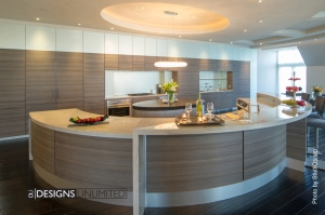 Poggenpohl custom kitchen by Designs Unlimited